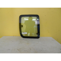 suitable for TOYOTA HILUX ZN210 - XCAB UTE 3/05-CURR - DRIVERS-RIGHT SIDE-REAR FLIPPER GLASS
