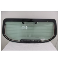 HYUNDAI TUCSON  8/2004 to 1/2010 - 5DR WAGON - REAR SCREEN GLASS - NEW - 230mm brakelite-14.5mm holes
