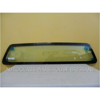 suitable for TOYOTA HILUX ZN210 - 2 & 4 DOOR  & EXTRACAB  -  UTE REAR SCREEN -(Clear)