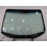 KIA SPORTAGE KNAJE55 - 5/2005 to 6/2010 - 5DR WAGON - FRONT WINDSCREEN GLASS - HEATED - NEW