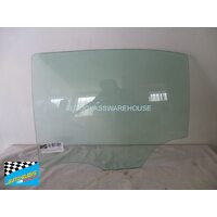 HOLDEN MALIBU EM - V300 - 7/2013 ONWARDS - 4DR SEDAN - LEFT SIDE REAR DOOR GLASS - NEW