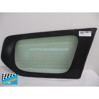 HONDA ODYSSEY RB3 - 04/2009 to 11/2013 - 5DR WAGON - RIGHT SIDE REAR CARGO GLASS - ANTENNA - GREEN