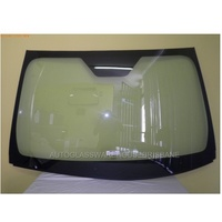 FORD FALCON FG - 5/2008 to CURRENT - 4DR SEDAN/2DR UTE - FRONT WINDSCREEN GLASS - NEW
