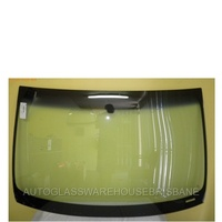 FORD MONDEO SEDAN 10/07 to CURRENT MA - 4DR SEDAN FRONT WINDSCREEN GLASS