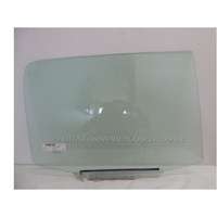 suitable for TOYOTA HILUX ZN210 - 4DR UTE 4/05>CURRENT - RIGHT SIDE REAR DOOR GLASS