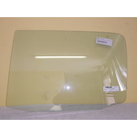 suitable for TOYOTA HILUX ZN210 4DR 3/05-CURR UTE - PASSENGERS -LEFT SIDE REAR DOOR GLASS