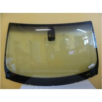 BMW 3 SERIES E92 - 2DR COUPE 2006>CURRENT - FRONT WINDSCREEN - NEW (rain sensor)