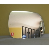 suitable for TOYOTA HILUX ZN210 - 2/4DR UTE 3/05>CURRENT - RIGHT SIDE MIRROR-NEW-145mm high X 185mm wide (flat glass only)