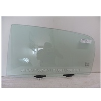 MITSUBISHI MIRAGE LA - 2013 to CURRENT - 5DR HATCH LEFT REAR DOOR GLASS