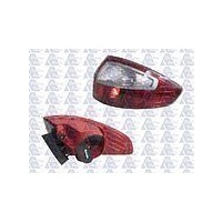 FORD FIESTA  WS/WT - 4DR SEDAN 9/08>7/13 - DRIVERS - RIGHT SIDE TAIL LIGHT - NEW (outer)