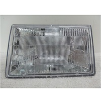 JEEP GRAND CHEROKEE ZG/ZJ - WAGON 4/96>5/99 - PASSENGER - LEFT SIDE HEADLIGHT - NEW (Lense is plastic)