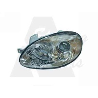 DAEWOO LEGANZA - 4DR SEDAN 8/97>1/02 - PASSENGER - LEFT SIDE HEADLIGHT - NEW