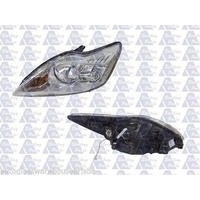 FORD FOCUS LV - SEDAN/HATCH 3/09>CURRENT - PASSENGERS - LEFT SIDE HEADLIGHT - NEW