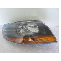 HOLDEN BARINA TK SERIES 1 - HATCH 12/05>6/08 - DRIVERS - RIGHT SIDE HEADLIGHT - NEW