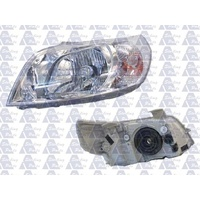 HOLDEN BARINA TK SERIES 2 - HATCH 06/08>10/10 - PASSENGER - LEFT SIDE HEADLIGHT - NEW