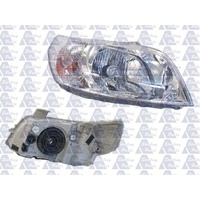 HOLDEN BARINA TK SERIES 2 - HATCH 6/08>10/10 - DRIVERS - RIGHT SIDE HEADLIGHT - NEW