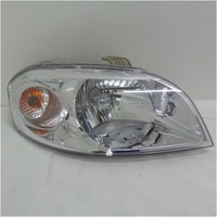 HOLDEN BARINA TK - SEDAN 4/2006>9/2011 - DRIVERS - RIGHT SIDE HEADLIGHT - NEW