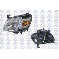 MAZDA BT50 - UTE 11/06>6/08 - PASSENGER - LEFT SIDE HEADLIGHT - NEW