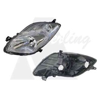 suitable for TOYOTA YARIS - HATCH 8/08>10/11 - PASSENGER - LEFT SIDE HEADLIGHT - NEW