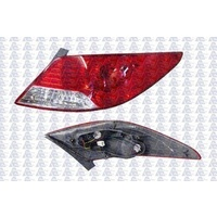 HYUNDAI ACCENT RB - 5DR HATCH 7/2011>CURR - DRIVERS - RIGHT SIDE TAIL LIGHT - NEW