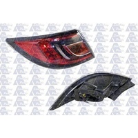 MAZDA 6 - SEDAN/HATCH 12/2007>CURR - LEFT SIDE TAIL LIGHT - NEW (OUTER-NON SPORTS TYPE)