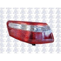 suitable for TOYOTA CAMRY CV40 - 4DR SEDAN 7/06>8/09 - PASSENGER - LEFT SIDE TAIL LIGHT - NEW (OUTER)
