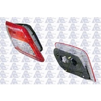 suitable for TOYOTA CAMRY CV40 - 4DR SEDAN 7/09>ON - PASSENGER-LEFT SIDE TAIL LIGHT - NEW (RED/CLEAR/RED) LED / INNER