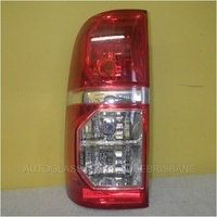 suitable for TOYOTA HILUX - 9/2011 TO CURRENT - PASSENGERS - LEFT SIDE TAIL LIGHT - NEW (STANDARD)