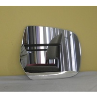 MAZDA BT50 - UTE 2006>2011 - RIGHT SIDE MIRROR - NEW (flat glass only) - 190mm wide X 160mm high