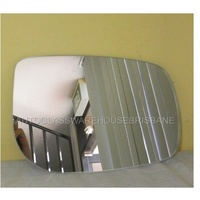 suitable for TOYOTA YARIS - 5DR HATCH 9/05>10/11 - DRIVERS - RIGHT SIDE MIRROR - NEW (flat glass only)