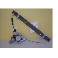 HOLDEN CAPTIVA CG - 5DR WAGON 9/06>2/11 - LEFT FRONT DOOR ELECTRIC WINDOW REGULATOR