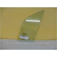 HOLDEN TRAXX TJ SUV - 4DR WAGON 9/13>CURRENT - LEFT SIDE FRONT QUARTER GLASS