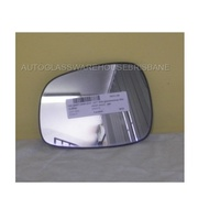 SUZUKI SWIFT - 5DR HATCH 1/05>12/10 - LEFT SIDE MIRROR - glass/backing-165mm X 120mm