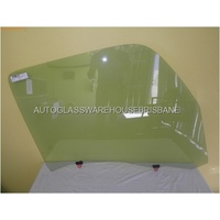 HINO DUTRO 300-SERIES WIDE CAB 8/2011 - DRIVERS - RIGHT SIDE FRONT DOOR GLASS