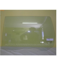 MITSUBISHI OUTLANDER ZJ/ZK - 11/2012 to current 5DR WAGON LEFT SIDE REAR DOOR GLASS