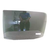 TOYOTA HILUX ZN10 - 4DR UTE 2013>CURRENT - PASSENGER - LEFT SIDE REAR DOOR GLASS - PRIVACY TINT