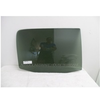 suitable for TOYOTA HILUX ZN10 - 4DR UTE 2013>CURRENT - DRIVER - RIGHT SIDE REAR DOOR GLASS - PRIVACY TINT