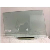 suitable for TOYOTA RAV4 ASA43/44 - 5DR WAGON 2/2013>CURRENT - DRIVER - RIGHT SIDE REAR DOOR - GREEN