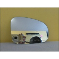 suitable for TOYOTA PRIUS 40 series V - 5DR WAGON 5/2012>CURRENT - DRIVER - RIGHT SIDE MIRROR