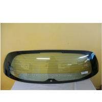 HOLDEN BARINA TM - 10/2011 to CURRENT - 5DR HATCH - REAR WINDSCREEN GLASS - HEATED