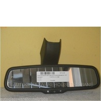 HOLDEN CAPTIVA GC - 2006>2011 - INTERIOR REAR MIRROR WITH LIGHT - ELECTROCHROMATIC TYPE - 026002