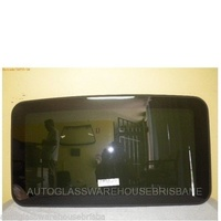 HOLDEN CAPTIVA CG - 9/2006 to 2/2011 - 5DR WAGON - SUNROOF GLASS