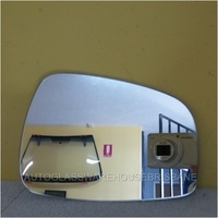 HYUNDAI i30 -  5DR HATCH 5/12>CURRENT - RIGHT SIDE MIRROR - NEW (flat mirror glass only) 175 mm WIDE X 123mm TALL