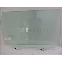 NISSAN X-TRAIL T32 - 3/2014 to CURRENT - 5DR WAGON - RIGHT REAR DOOR GLASS - WITH FITTINGS  - GREEN - NEW