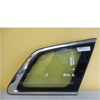 MAZDA CX9 - 4DR WAGON 12/07>11/12 - DRIVERS - RIGHT SIDE CARGO GLASS