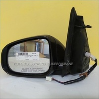 FORD FALCON FG - SEDAN 5/08>CURRENT - LEFT SIDE COMPLETE ELECTRIC MIRROR - BLUE - 1469553