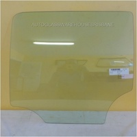HOLDEN TRAXX TJ - SUV 4DR 9/2013>CURRENT - LEFT SIDE REAR DOOR GLASS - NEW