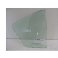 HONDA ACCORD CR - 4DR SEDAN 6/2013>CURRENT - DRIVERS - RIGHT SIDE REAR QUARTER GLASS - GREEN - NEW