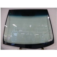 HONDA JAZZ GK5- 8/2014 to CURRENT - 5DR HATCH - FRONT WINDSCREEN - NEW - MIRROR BUTTON, TOP&BOTTOM MOULD