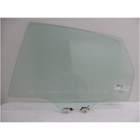 SUBARU IMPREZA G3 - 8/2007 to 1/2012 - 5DR HATCH/WAGON - LEFT SIDE REAR DOOR GLASS - NEW